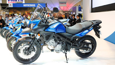 Spesifikasi Lengkap dan Harga Suzuki V-Strom 250