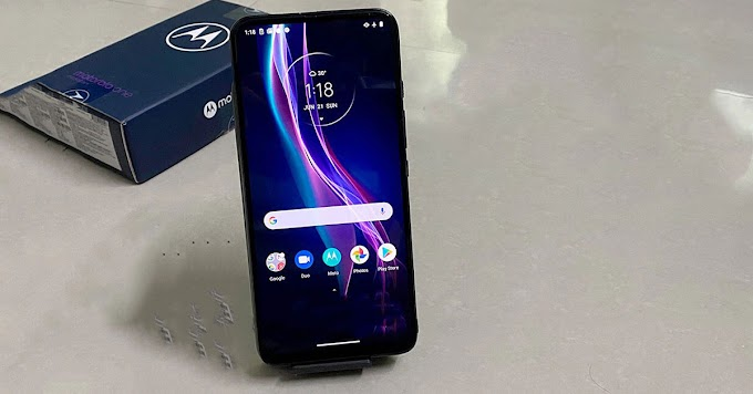 سعر ومواصفات Motorola One Fusion+ كاملة