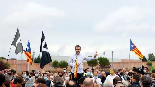 Ισπανία: Αποφυλακίστηκαν οι εννέα Καταλανοί ηγέτες