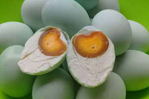Cara Membuat Telur Asin Masir Dengan Batu Bata, Asli Brebes !!!