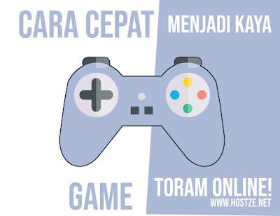 Cara Cepat Menjadi Kaya Di Toram Online! - hostze.net