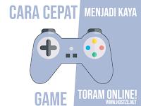 Cara Cepat Menjadi Kaya Di Toram Online!