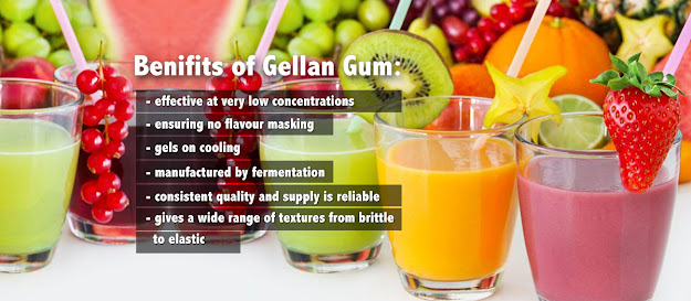 Gellan Gum Advantages and solutions