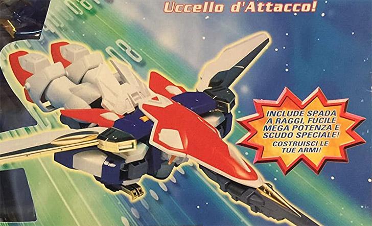 20 Anni di Gundam Wing in Italia