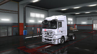 european logistics companies paint jobs pack screenshots 6, db schenker
