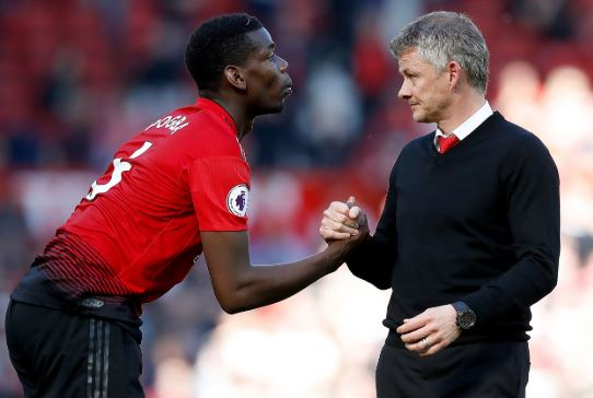 Paul Pogba 'refusing to play for Man Utd despite being fit as he holds out for January transfer to Real Madrid'