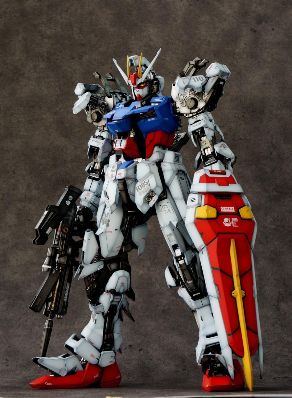 Gundam - Magazine cover