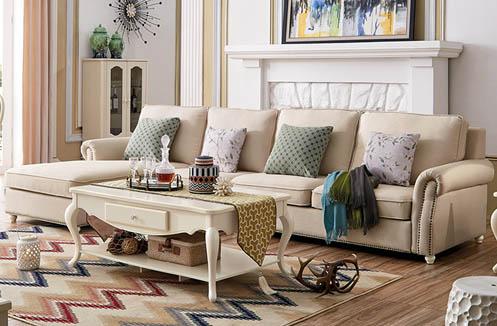 Bật mí mẹo trang trí ghế sofa hiện đại cho phòng khách nhỏ