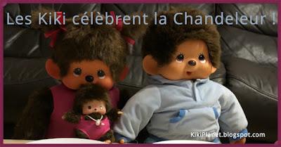 kiki monchhichi chandeleur cute crêpe toys life kidult