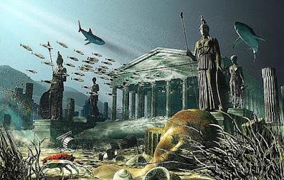 Sejarah dan Misteri Benua Atlantis yang Hilang