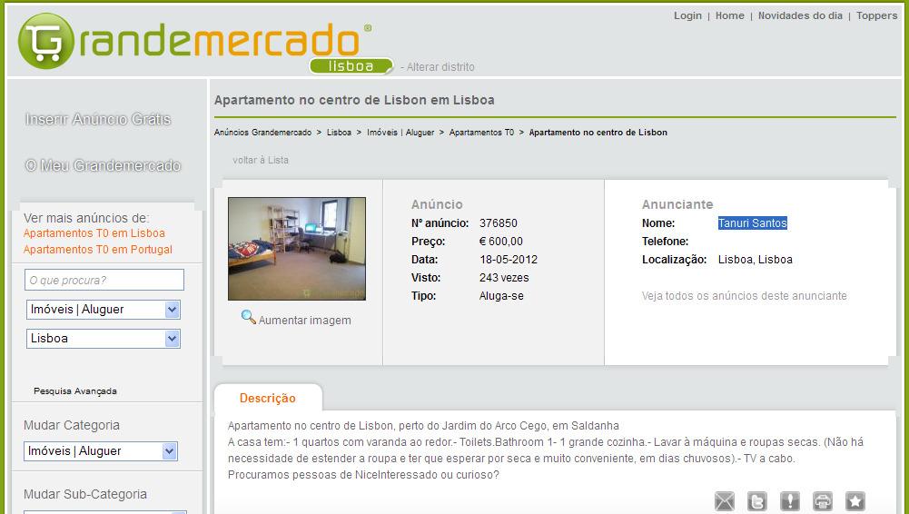 wohnung zimmer in lausanne avenue de france 1004 lausanne. Black Bedroom Furniture Sets. Home Design Ideas