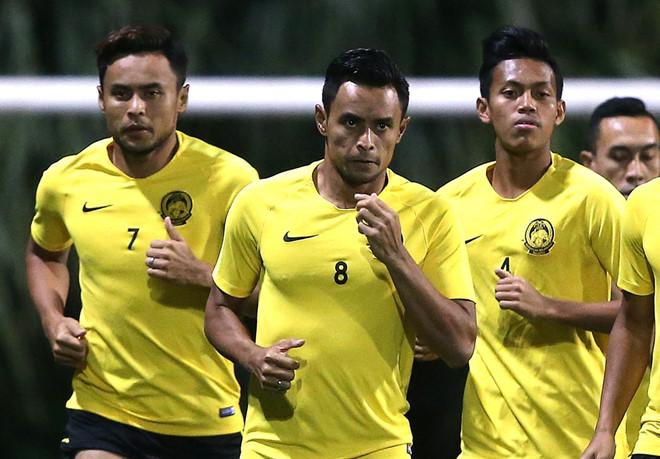 Tuyển Malaysia mạnh hơn nhiều khi có 4 cầu thủ mới nhập tịch