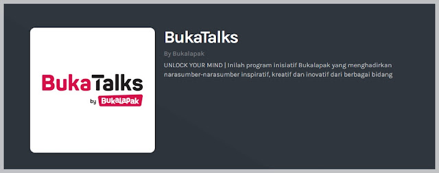 podcast bukatalks
