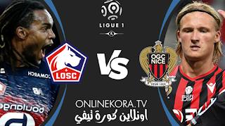 مشاهدة مباراة ليل ونيس بث مباشر اليوم 01-05-2021 في الدوري الفرنسي
