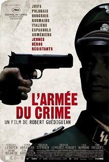 El ejército del crimen <br><span class='font12 dBlock'><i>(L&#39;armée du crime (The Army of Crime) )</i></span>