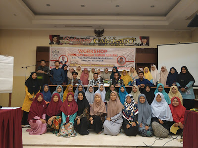 MAHASISWA FTIK IKUTI SUPER CAMP WORKSHOP PENULISAN JURNAL ILMIAH QUR'ANI