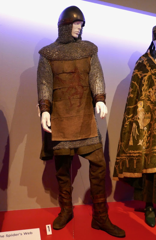 Outlaw King Robert Bruce chainmail costume