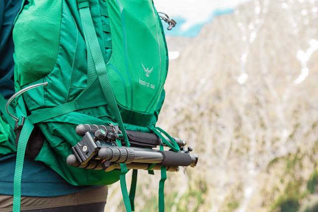 Osprey Kestrel 68 Trekkingrucksack zum Wandern 07