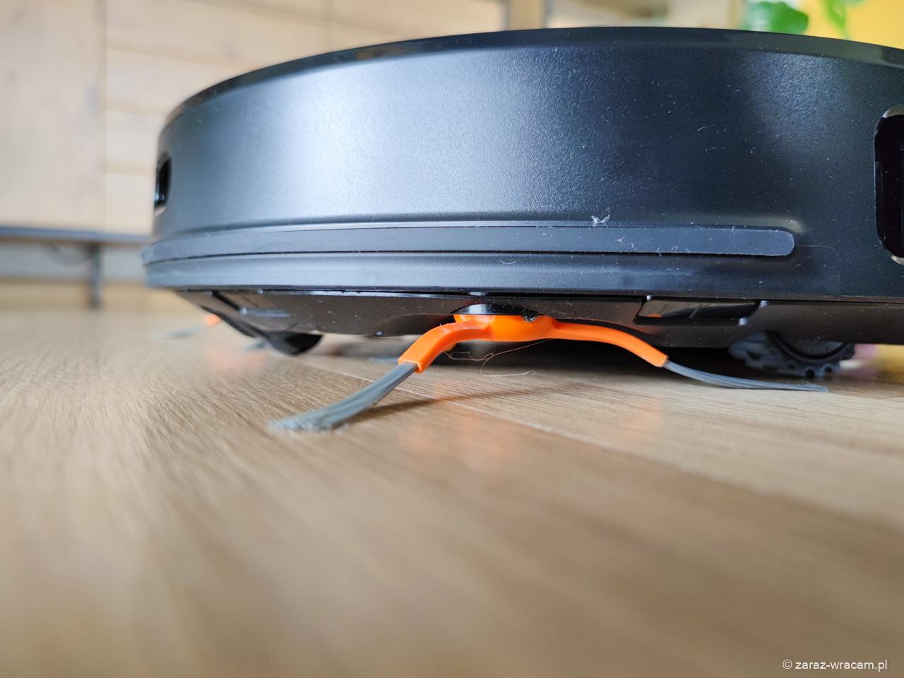 Odkurzacz samojezdny z mopowaniem Kyvol S31