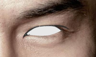 Cara buat vector bagian mata di photoshop