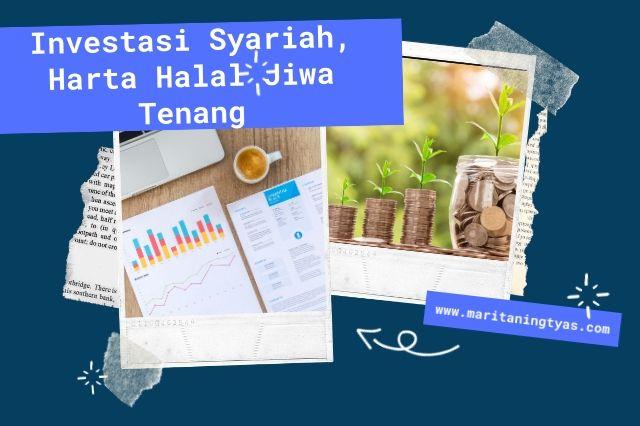 investasi syariah harta halal jiwa tenang