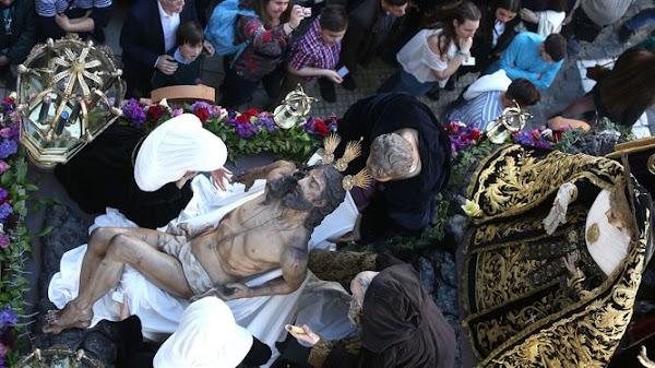 El vía crucis de las hermandades de Huelva tendrá lugar en la tarde del domingo día 14