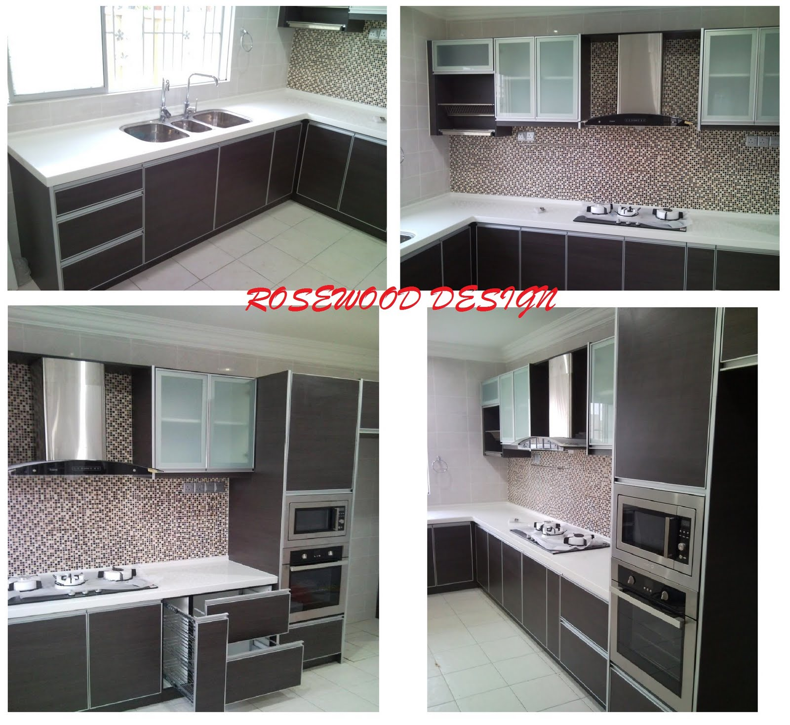 Fizly Kabinet Dapur March 2017 E To Rosewood Design Welcom
