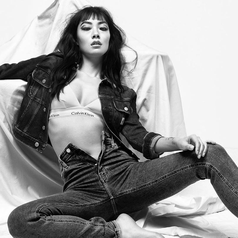 Rina Sawayama for Calvin Klein | Random J Pop
