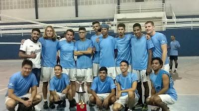 Juquiá se destaca no Desafio Voleibol de Miracatu