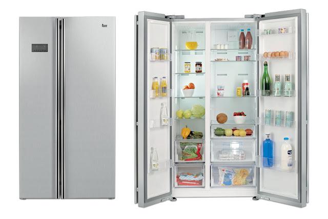 Tủ lạnh Teka NF3 650 X