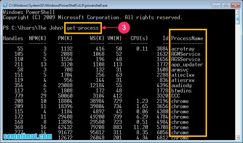 Cara Melihat Aplikasi yang Berjalan di Laptop Windows 10/8 ...