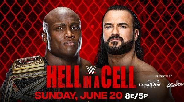 عرض هيل ان اسيل 2021 مترجم كامل (قفص الجحيم) Hell in a Cell