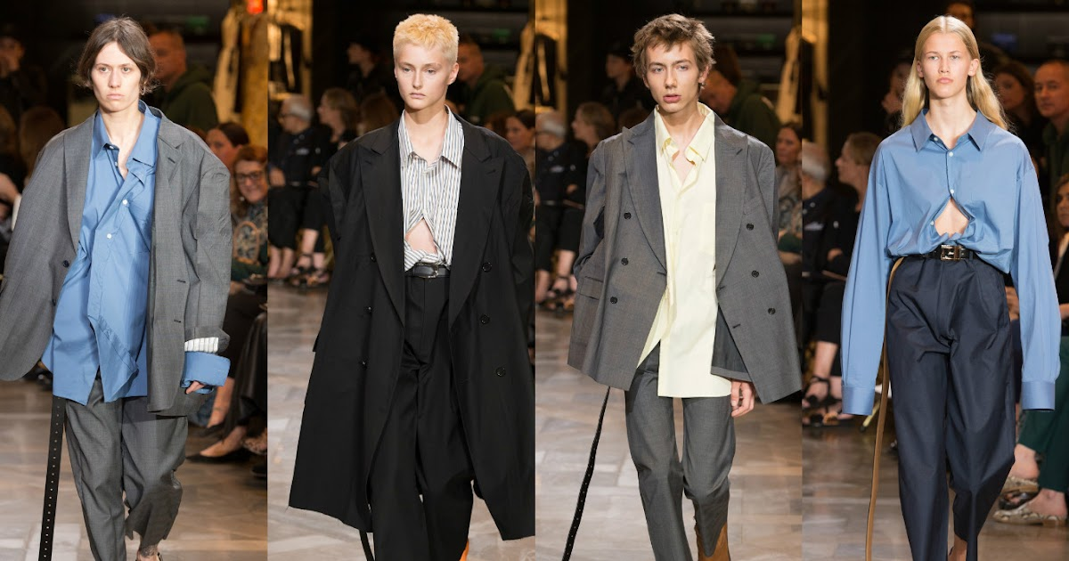 FASHION BY THE RULES: Vetements men's spring 2017
