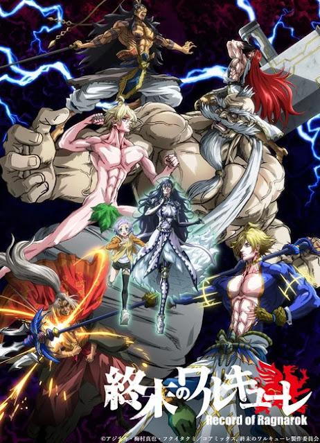 El anime Shuumatsu no Valkyrie