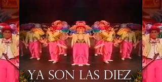"Pasodoble con LETRA ""Ya son las diez"" Comparsa ""Do re mi fa soleando"" (1992)"