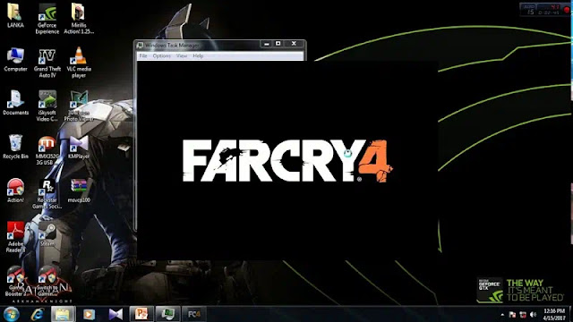 """Far Cry 4: How to solve the """"Black Screen"""" Problem"""