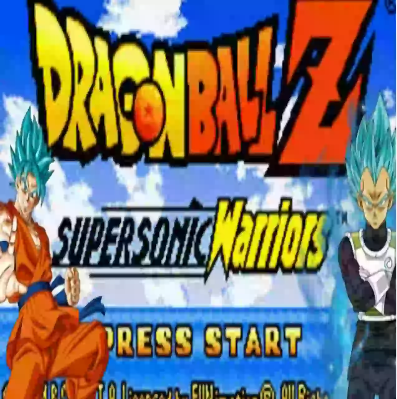 Dragon Ball Z Supersonic Warriors Mod Rom Download For Android With Cheat codes