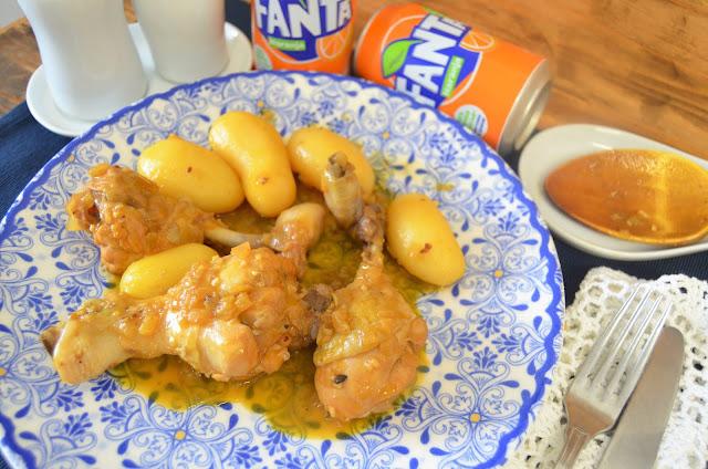 carne a la fanta de naranja, fanta de naranja, fanta de naranja recetas, pollo, pollo a la fanta de naranja, recetas fanta de limón, recetas fanta de naranja, recetas pollo pollo recetas, las delicias de mayte,