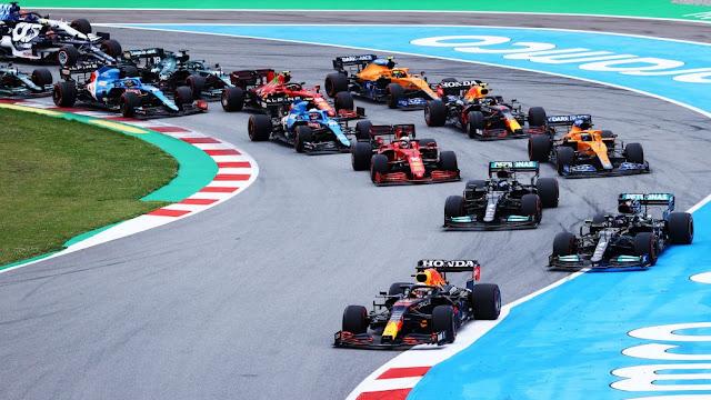 Formula 1 Aramco Gran Premio De España 2021.05.09