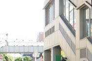 刈谷駅の喫煙所