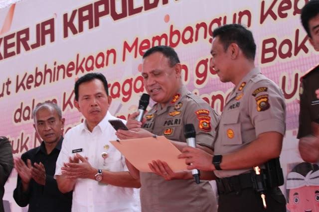 Raih WBK, Polres Prabumulih Kejar Predikat WBBM