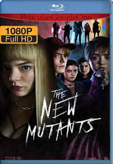 Los nuevos mutantes (2020) [1080p BRrip] [Latino-Inglés] [LaPipiotaHD]
