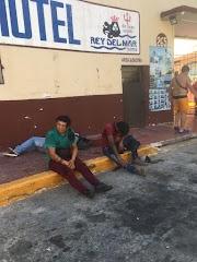 Balacera afuera de hotel de Acapulco deja tres heridos