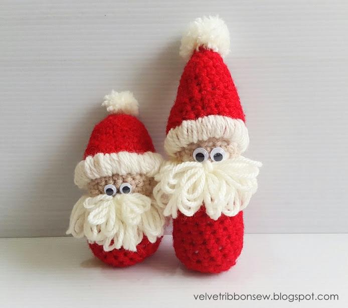 Crochet Santa Claus