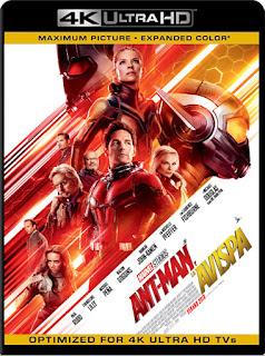 Ant-Man y la Avispa (2018) 4K 2160p UHD [HDR] Latino [GoogleDrive]