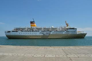Kemenhub Jadikan Kapal Pelni Jadi Ruang Isolasi  Pasien Covid - 19 di Makassar