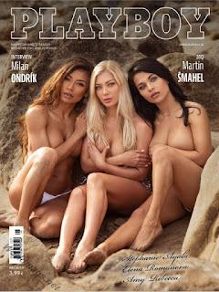 Playboy Eslovaquia – Agosto 2019