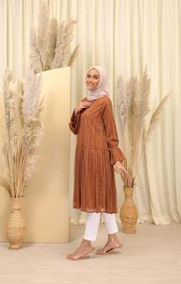 model dress wanita tunik terbaru