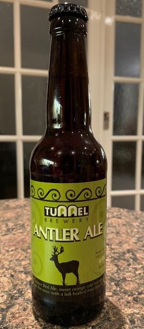 Tunnel Brewery Antler Ale