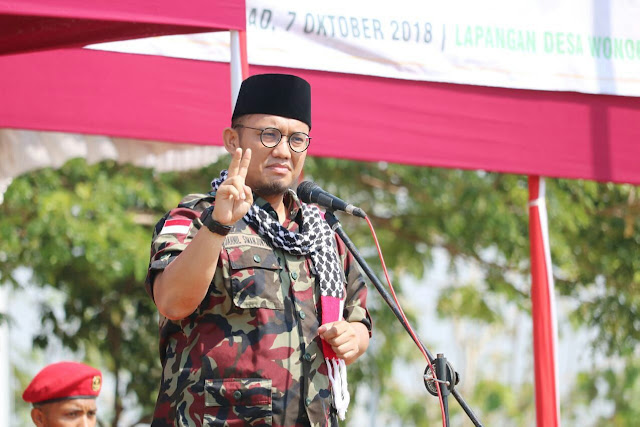 Pesan Dahnil, Jangan Jual Pemuda Muhammadiyah!